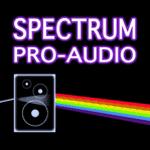 spectrum pro audio