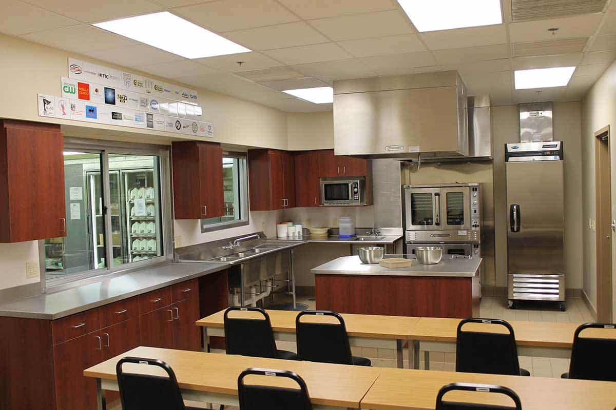 The Kitchen at Channel One